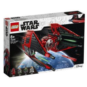 Lego Star Wars 75240 Majuri Vonregin TIE-hävittäjä