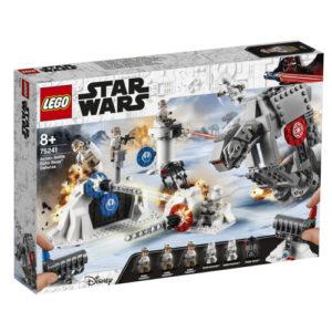 Lego Star Wars 75241 Action Battle Echo-tukikohdan Puolustus
