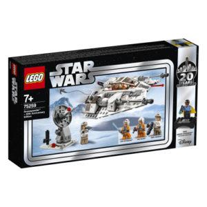 Lego Star Wars 75259 Lumikiituri – 20-vuotisjuhlaversio