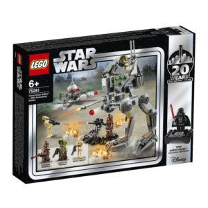 Lego Star Wars 75261 Kloonien Tiedustelijatalsija – 20-vuotisjuhlaversio
