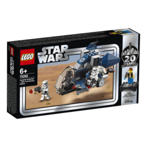 Lego Star Wars 75262 Imperiumin Pudotusalus – 20-vuotisjuhlaversio