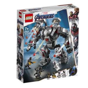 Lego Super Heroes 76124 Sotakonetuhoaja