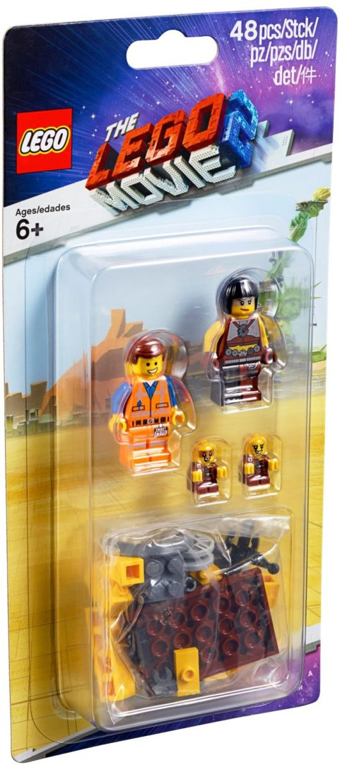 Lego Movie 2 853865 Accessory Set 2019