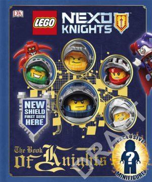 Lego Nexo Knights Ritarien kirja