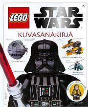 Lego Star Wars Kuvasanakirja Kirja