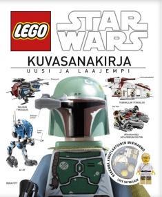 Lego Star Wars Kuvasanakirja - Uusi ja Laajempi Kirja