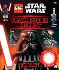 Lego Star Wars Pimeän Puolen Kronikat Kirja