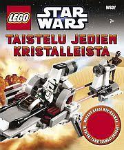 Lego Star Wars Taistelu Jedien Kristalleista Kirja