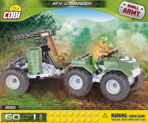 Cobi ATV With Avanger C2150