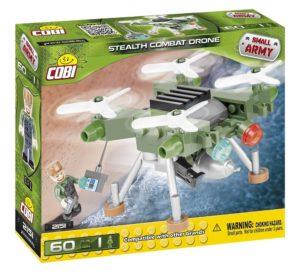 Cobi Stealth Combat Drone C2151