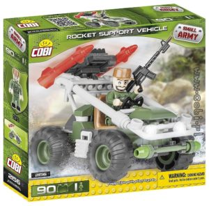 Cobi Rocket Suppert Vehicle C2156