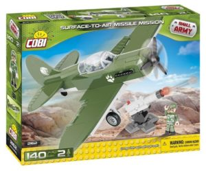 Cobi Surface To Air Missile Mission C2162