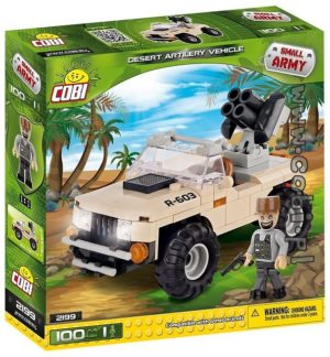 Cobi Desert Artilery Vehicle C2199