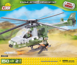 Cobi Eagle Attack Helicopter C2362