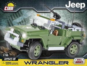 Cobi Jeep Wrangler C24260