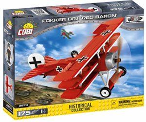 Cobi Fokker DR.1 Red Baron C2974