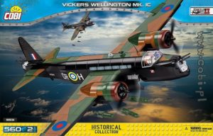 Cobi Vickers Wellington C5531
