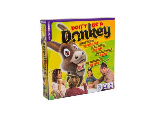 don t be a donkey peli