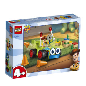 Lego Toy Story 10766 Woody ja RC