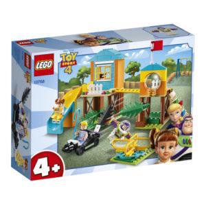 Lego Toy Story 10768 Buzzin ja Tilli Tallin Leikkikenttäseikkailu