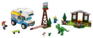 Lego Toy Story 10769 Leluelämää 4 -Matkailuautoloma