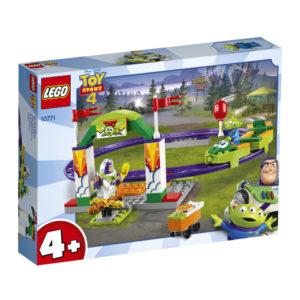 Lego Toy Story 10771 Karnevaalien Jännittävä Vuoristorata