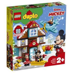 Lego Duplo 10889 Mikin Lomakoti