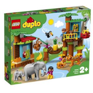 Lego Duplo 10906 Trooppinen Saari