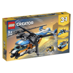 Lego Creator 30196 Kaksiroottorinen Helikopteri