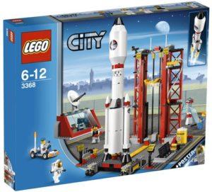 Lego City 3368 Avaruuskeskus