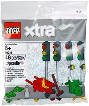 Lego 40311 Xtra Liikennevalot