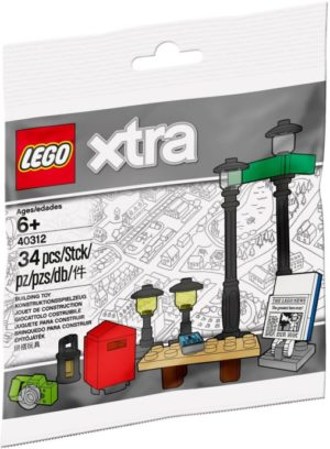 Lego 40312 Katulamput
