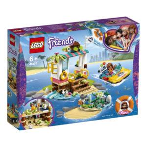 Lego Friends 41376 Kilpikonnien Pelastusoperaatio