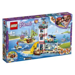Lego Friends 41380 Majakan Pelastuskeskus