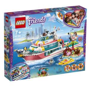 Lego Friends 41381 Pelastusoperaation Vene