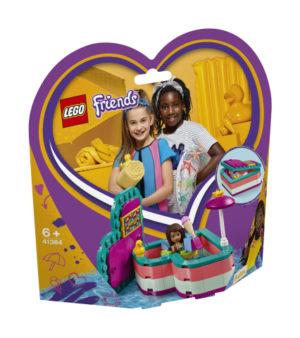 Lego Friends 41384 Andrean Kesäinen Sydänlaatikko