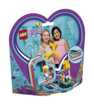 Lego Friends 41386 Stephanien Kesäinen Sydänlaatikko
