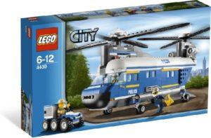 Lego City 4439 Kuljetushelikopteri