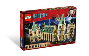 Lego Harry Potter 4842 Tylypahkan Linna - Käytetty