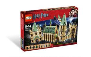 Lego Harry Potter 4842 Tylypahkan Linna - Käytetty