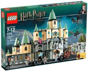Lego Harry Potter 5378 Order of the Phoenix - Käytetty