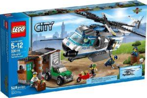 Lego City 60046 Helikopterivalvonta