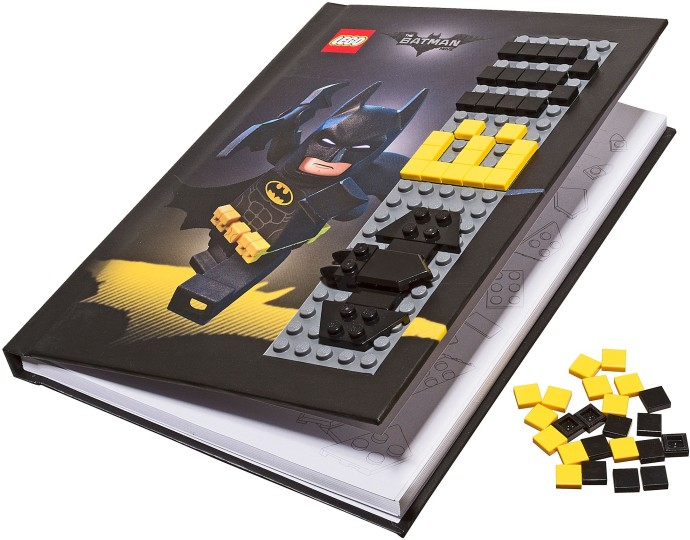 Lego Batman Movie 853649 Batman Notebook with Stud Cover