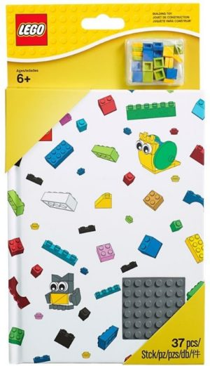 Lego 853798 Notebook with Studs 2018