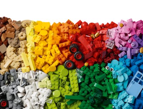 Nyt LEGOjen kasauspalvelua Jyväskylässä
