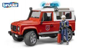 Bruder 2596 Land Rover Defender Paloauto