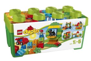 Lego Duplo 10572 All-in-One Leikkilaatikko