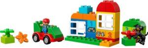 Lego Duplo 10572 All-in-One Leikkilaatikko