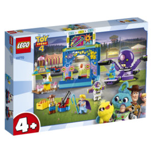 Lego Toy Story 10770 Buzzin ja Woodyn Karnevaalimania!