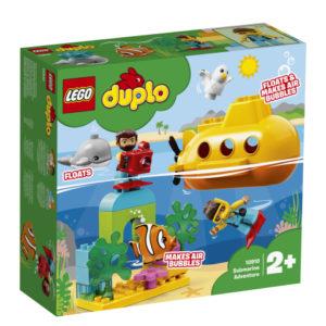 Lego Duplo 10910 Sukellusveneseikkailu